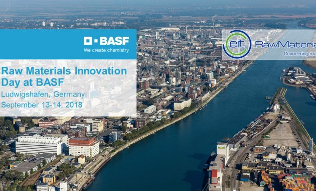 ALINA @ BASF Innovation Day on September 13-14 in Ludwigshafen