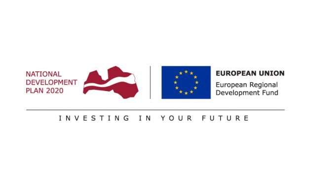 ALINA business development is supported by European Regional Development Fund within National Development Plan of Latvia 2020